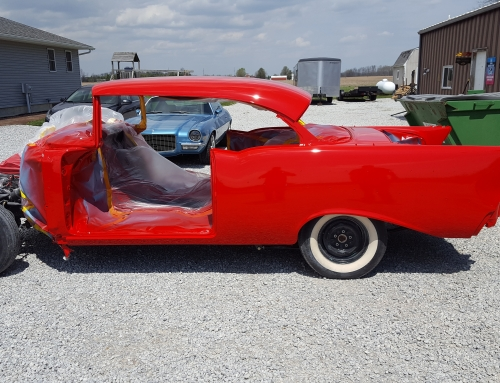 Jeff's 1957 Chevy