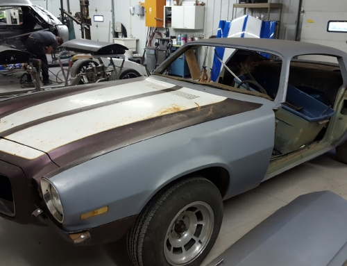 Jim's 1970 Camaro